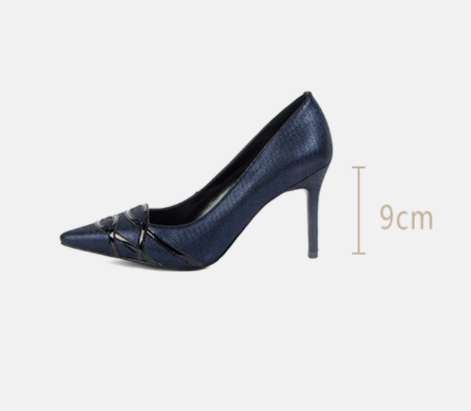 Sinacori Pumps Shoe Color Royal BlueHigh Quality Ultra Seller Shoes Online Store