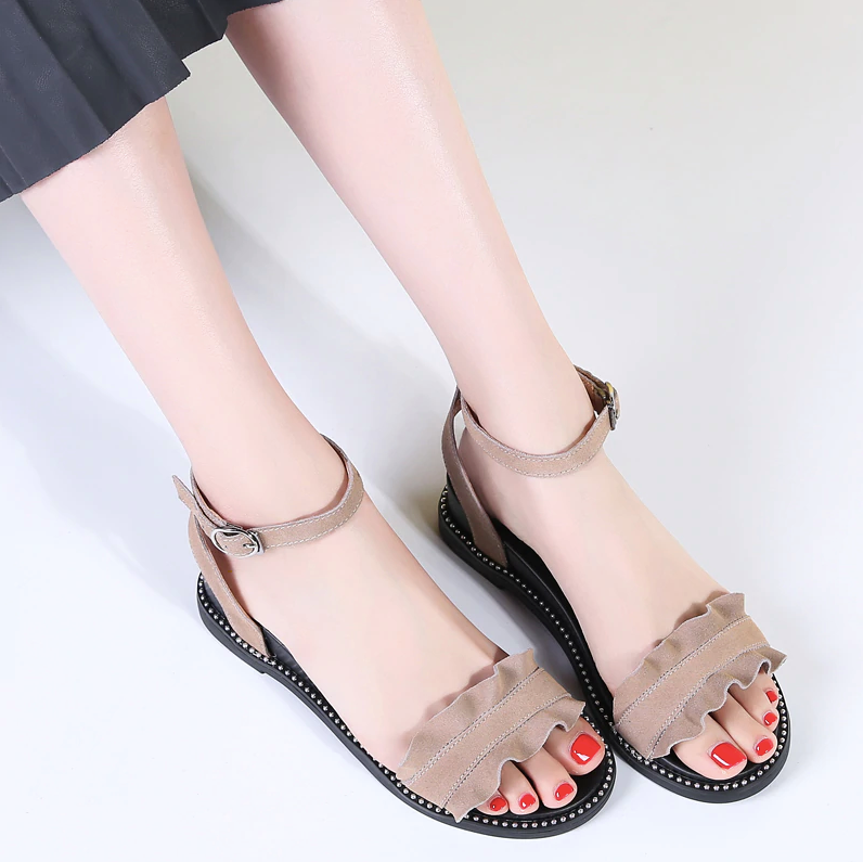 Xicca Sandals Shoe Color Brown Ultra Seller Shoes Cheap Womens Sandals Shoe Online Store
