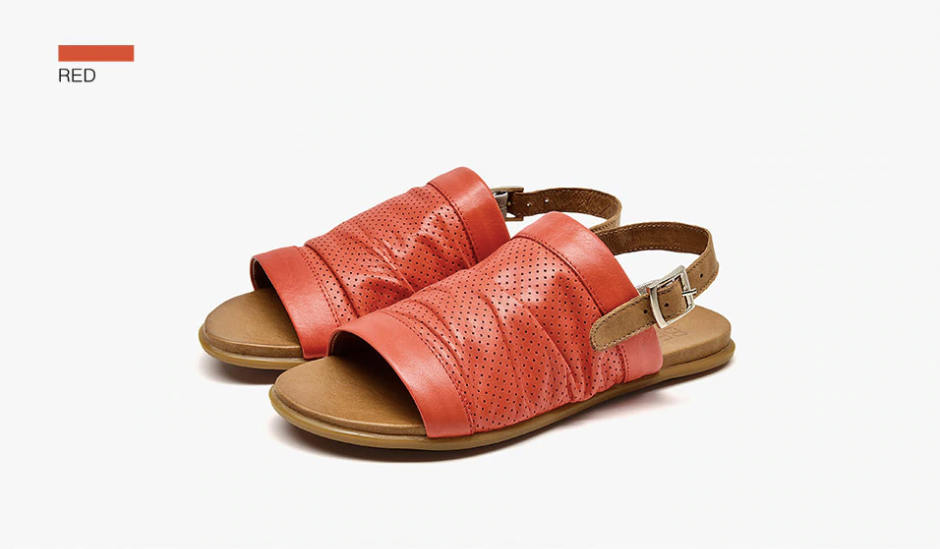 Yemaya Sandals Shoe Color Red Ultra Seller Shoes Sandals Womens Gladiator Leather
