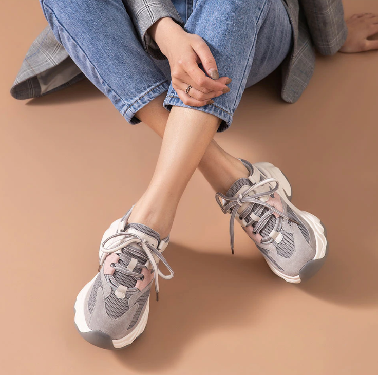 Greene Sneakers Shoe Color Gray Ultra Seller Shoes Online Store