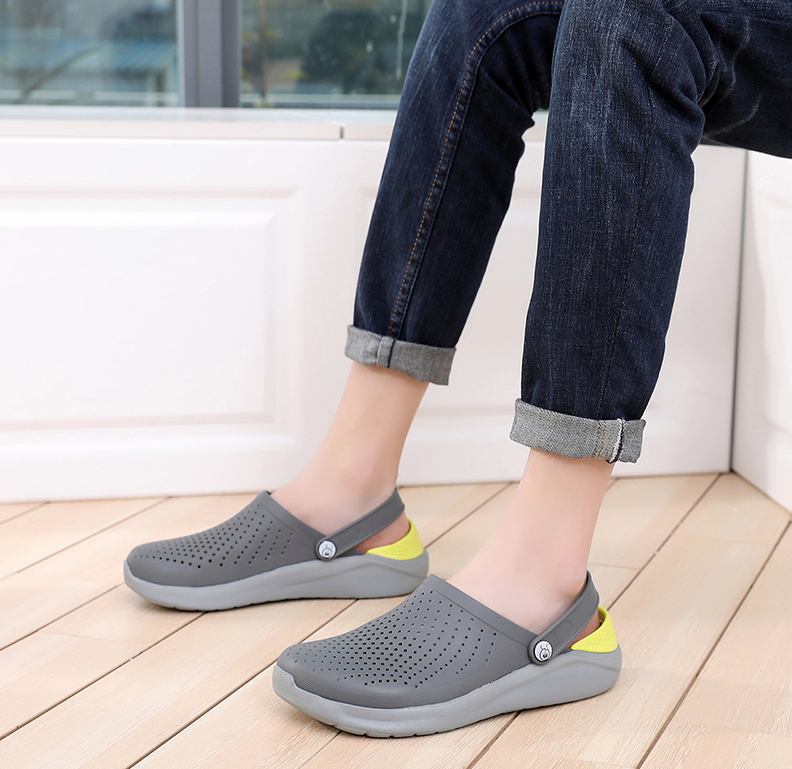 Alegria Slip On Shoe Color Gray / Yellow Ultra Seller Shoes Cheap Beach Shoe Online Shop