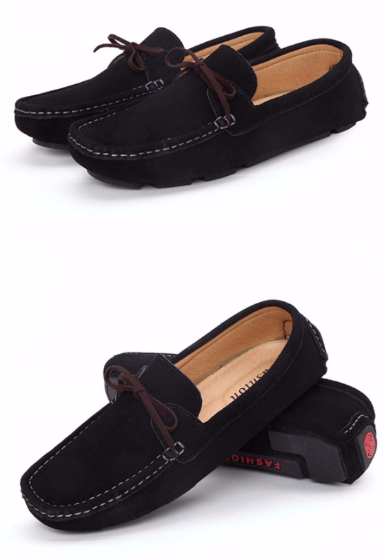 Astarté Loafers Shoe Color Black UltraSeller Shoes  Womens Loafers Leather Comfortable Shoe OnlineShop