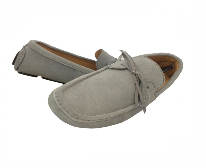 Astarté Loafers Shoe Color Grey UltraSeller Shoes  Womens Loafers Leather Comfortable Shoe OnlineShop