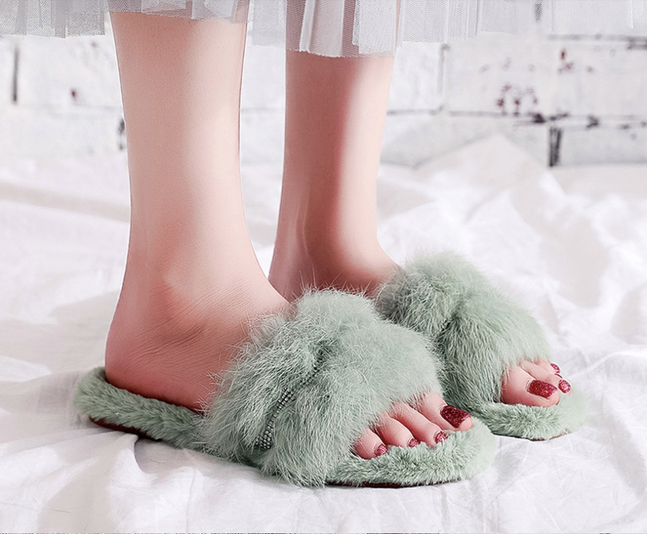 Bestla Slippers Color Green Ultra Seller Shoes Cheap Shoes for Women Online Store
