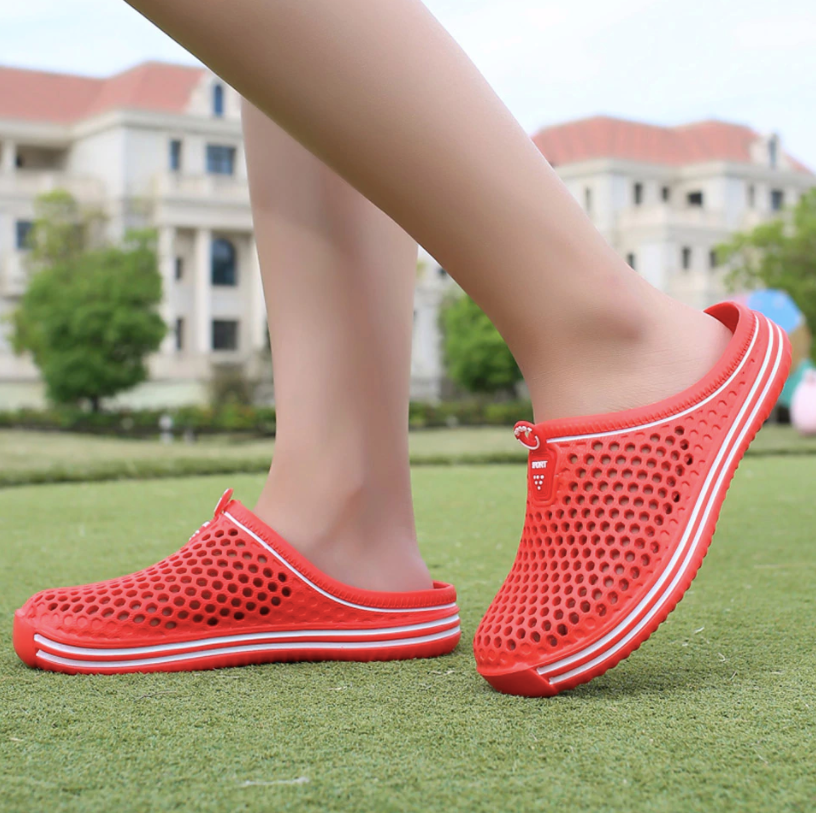 Parvati Slip On Shoe Color Red Ultra Seller Shoes Casual Sneakers For Women Female Beach Shoes Online Store