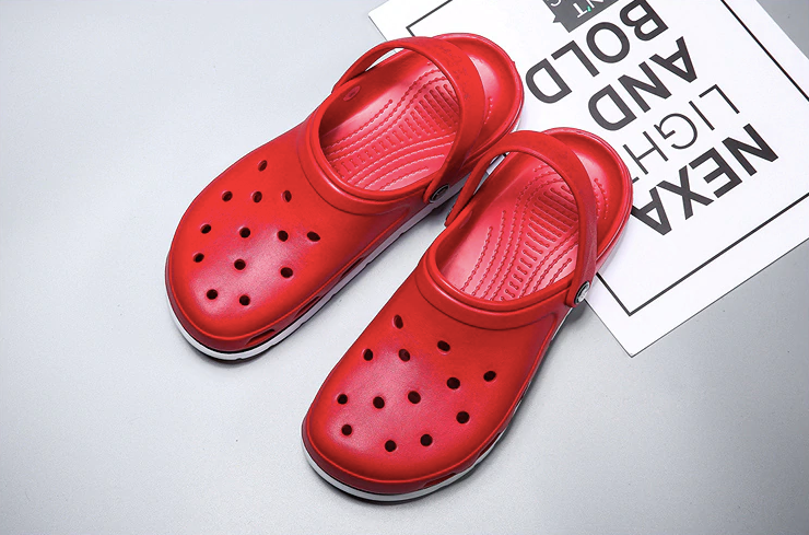 Sand Slip On Shoes Ultra Seller Shoes Color Red Online Store