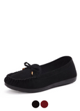 Nancy Women's Loafers Black Shoes