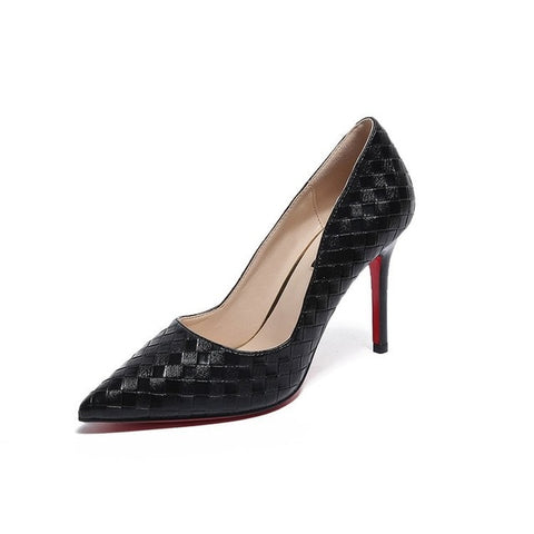 Red Sole Pumps - Ultra Seller