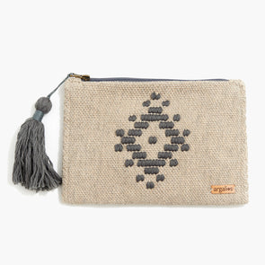 LOOM Clutch (Gray)