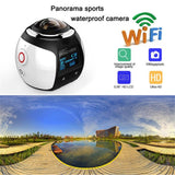 4K 360° Panoramic Sports Camera - AwesomeIWantThat.com