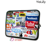 "Funny Laptop Protective Case up to 17.3"" Notebook - AwesomeIWantThat.com"