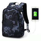 Multifunction USB charging 14inch Laptop Backpack - AwesomeIWantThat.com