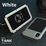 Heavy-Duty Armor Metal Phone Case for iPhone - AwesomeIWantThat.com