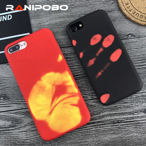 Thermal Phone Case for iPhone - AwesomeIWantThat.com