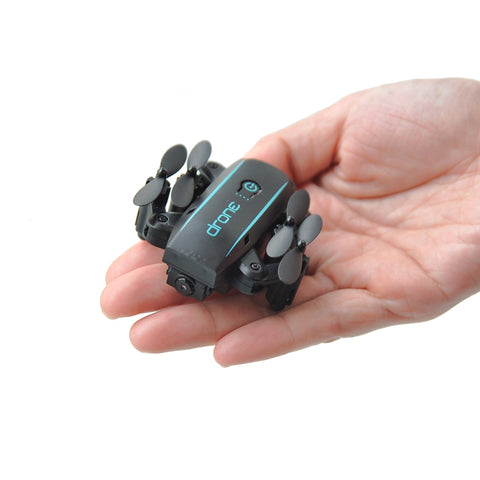Mini Foldable RC Drone with 480P Camera - AwesomeIWantThat.com