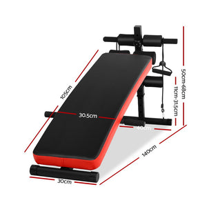 Sit Up Weight Bench 02 Press Fitness Weights Adjustable Equipment Home Gym