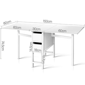 Gateleg Dining Table