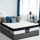 Giselle Bedding Euro Top Mattress - King 27cm - (Not available WA, NT and Far NQ)