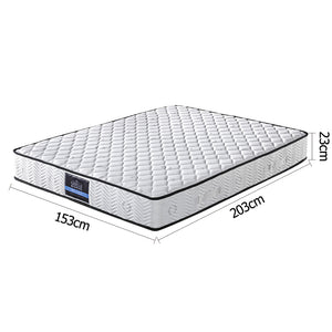 Pocket Spring High Density Foam Mattress Queen - (Not available WA, NT and Far NQ)