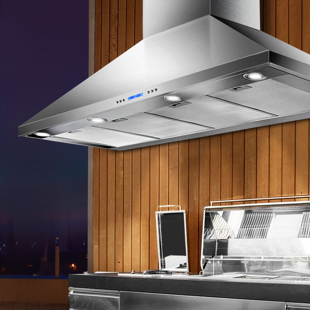 Devanti Double Motor Rangehood 1500mm - (Not available in TAS, WA & NT or any remote/regional areas)
