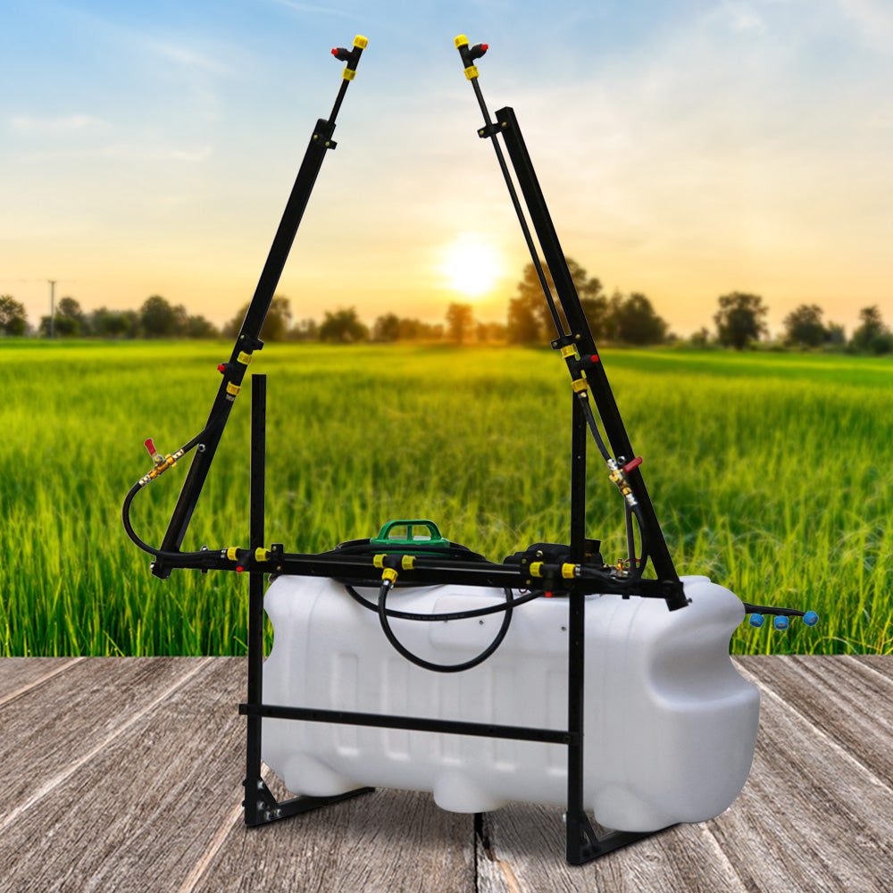Giantz Weed Sprayer 100L Tank with Boom Sprayer