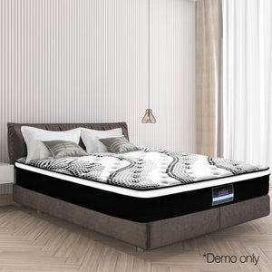 Euro Top Mattress - Queen 31cm -Not available WA NT and Far NQ