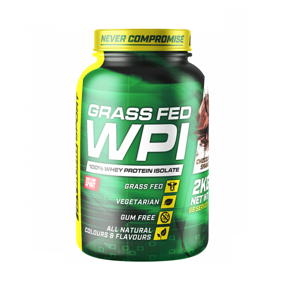 Cyborg Grass Fed WPI 2 KG, Cyborg Sport - Nutrition Co Australia