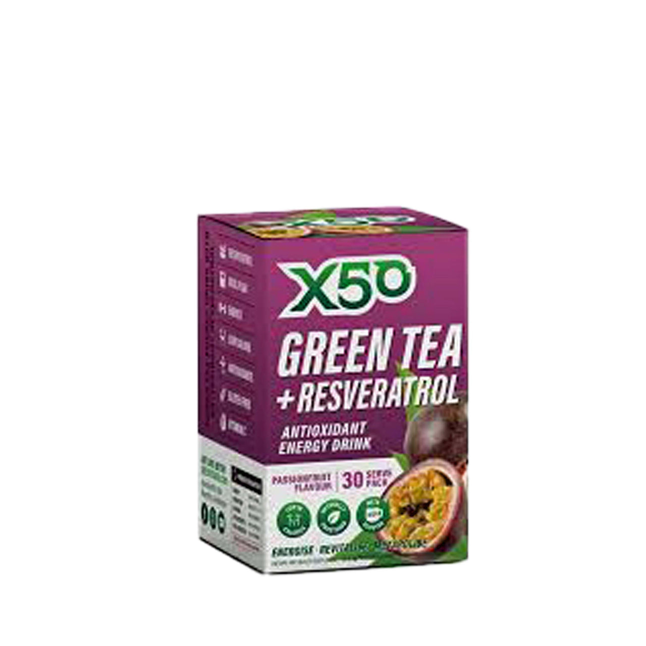 X50 Green Tea 30 Serve
