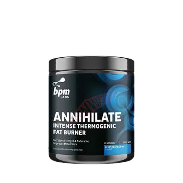 BPM Annihilate Fat Burner, BPM Labs - Nutrition Co Australia