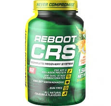 Reboot CRS, Cyborg Sport - Nutrition Co Australia