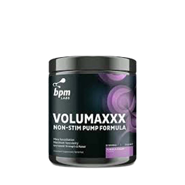 BPM Volumaxx non stim pre, BPM Labs - Nutrition Co Australia