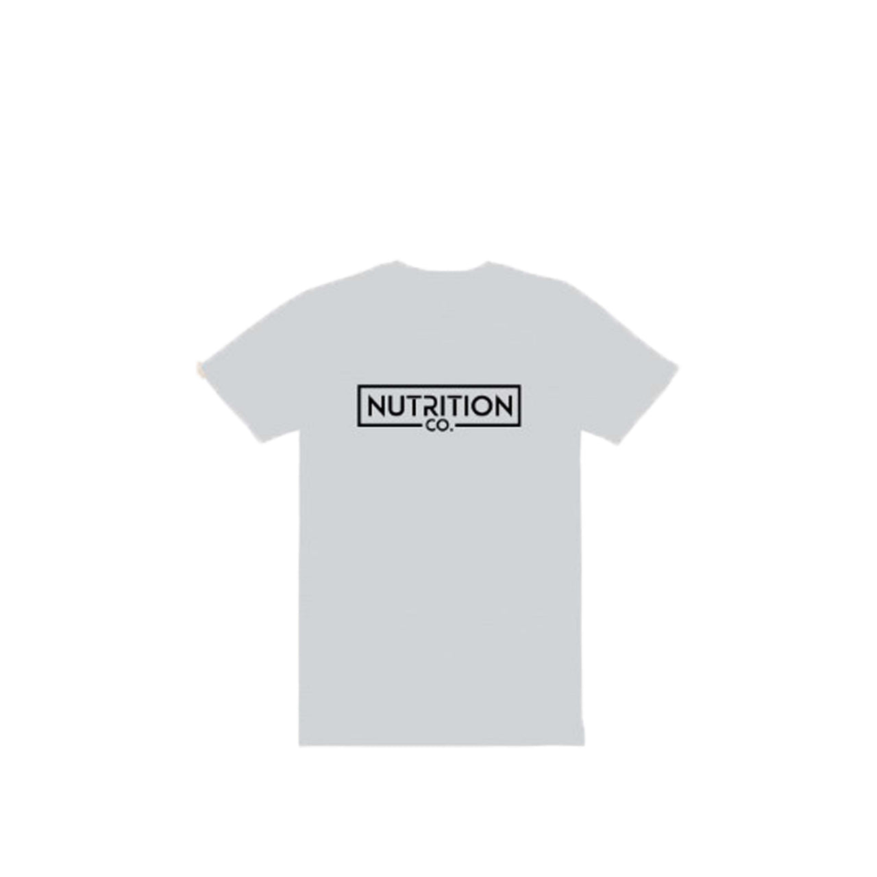 Nutrition Co Black Original White Marle Tee