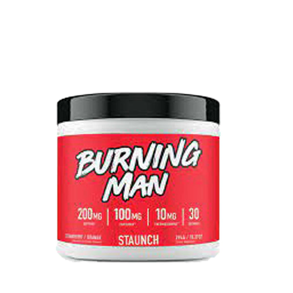 Staunch Nation Burning Man Fatburner