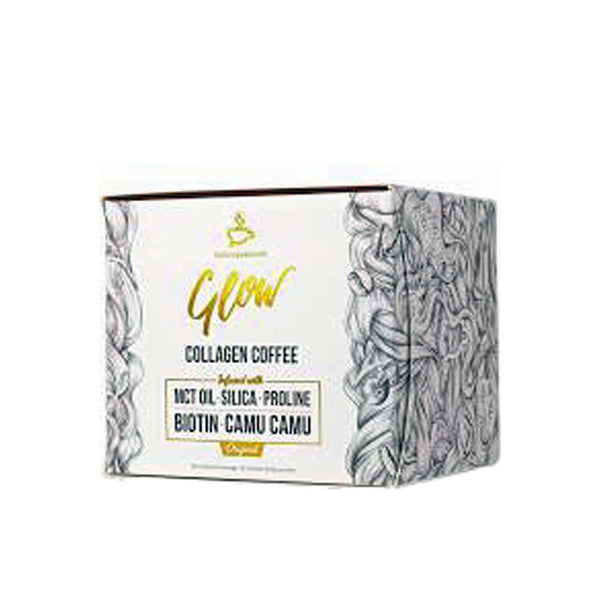 BYS Collagen Coffee  Glow - Nutrition Co Australia