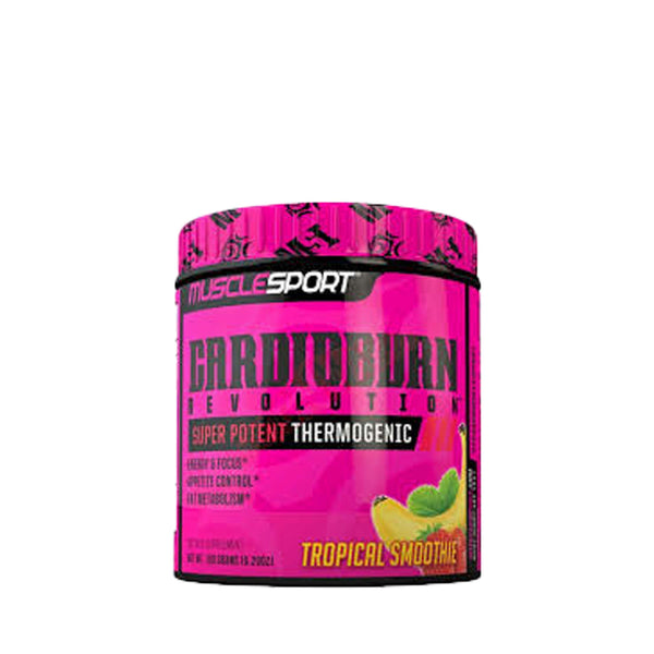 CardioBurn, Muscle Sport - Nutrition Co Australia