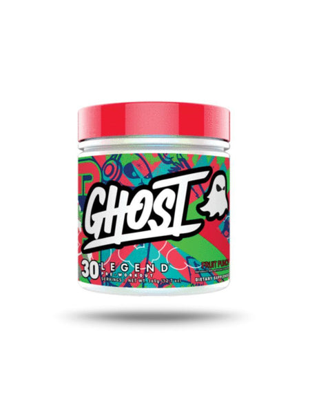 Ghost Legend 30 serve, Ghost - Nutrition Co Australia