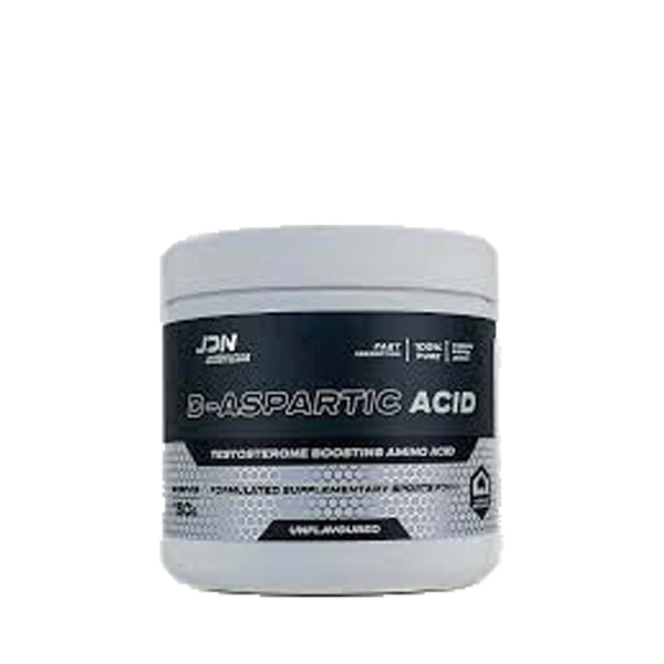 JDN D Aspartic Acid, JD Nutraceuticals - Nutrition Co Australia