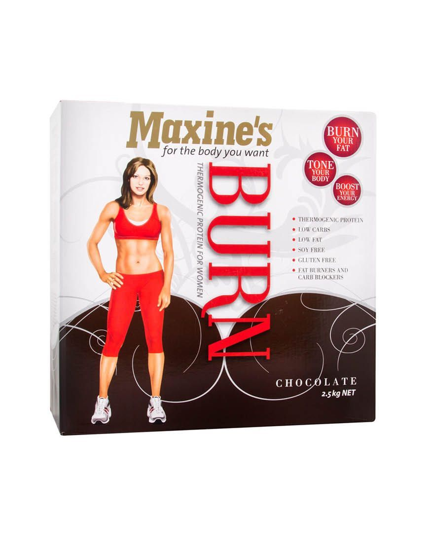 Maxines Burn 2.5kg, Maxines - Nutrition Co Australia