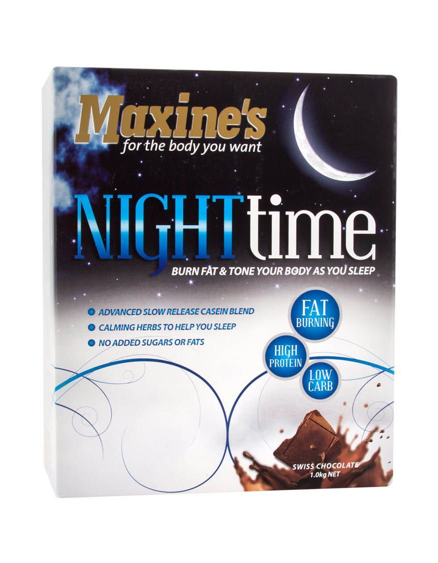 Maxines Nite Time 1kg, Maxines - Nutrition Co Australia