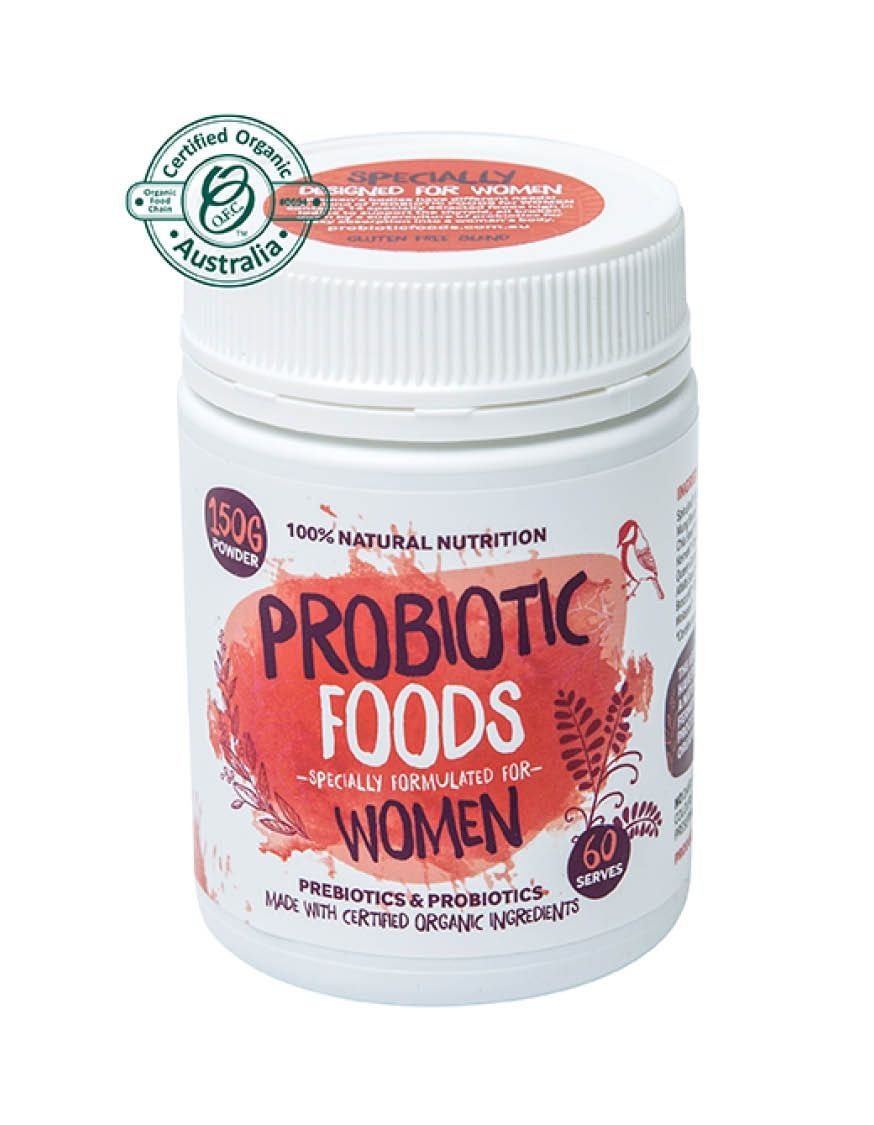 Probiotic Food For Women, Probiotic Foods - Nutrition Co Australia