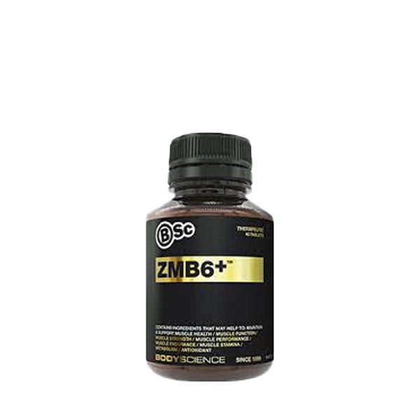BSC ZMB6+, Body Science - Nutrition Co Australia
