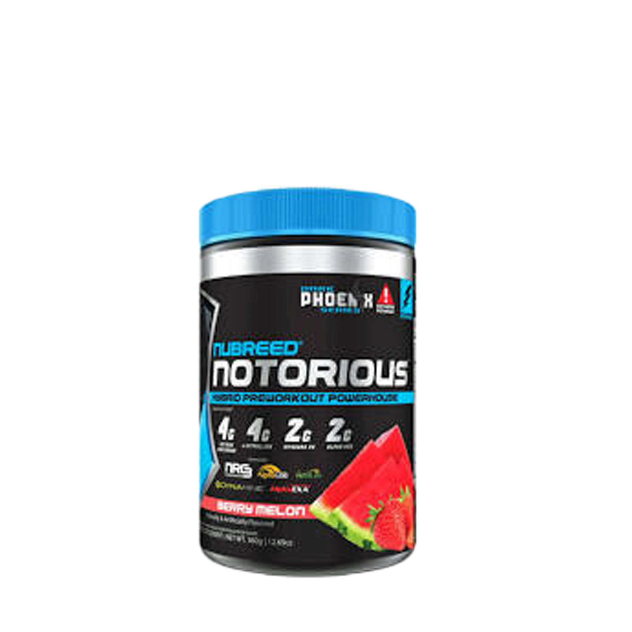 Notorious Pre-workout