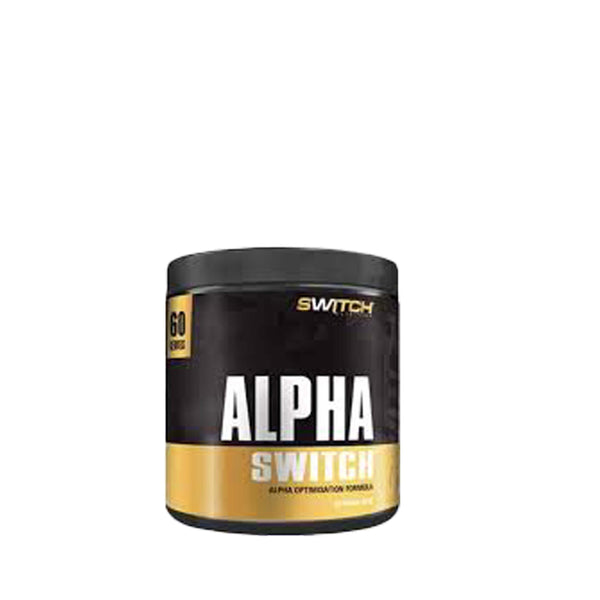 Alpha Switch, Switch Nutrition - Nutrition Co Australia