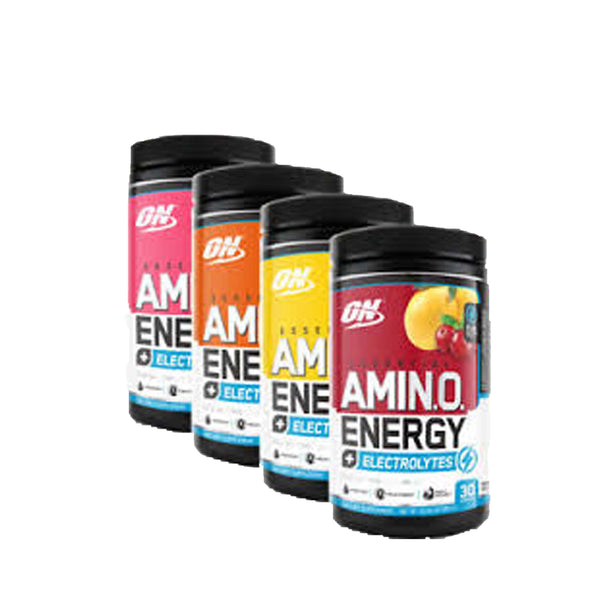 Amino Energy + Electrolytes 285g, Optimum Nutrition - Nutrition Co Australia