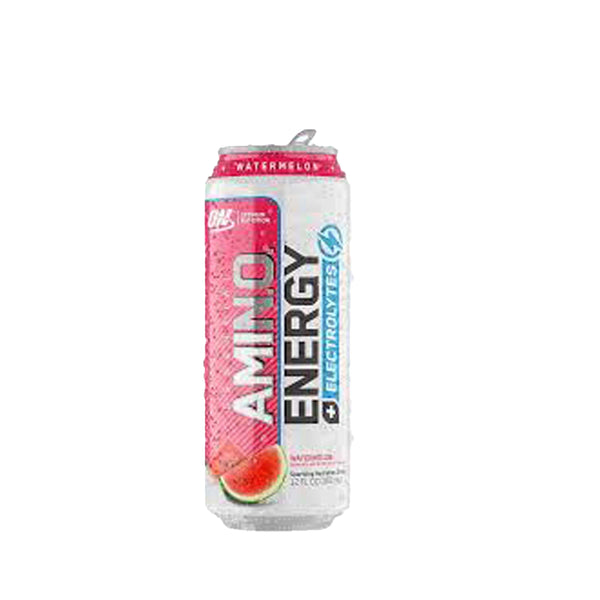 Amino Energy Sparkling cans, Optimum Nutrition - Nutrition Co Australia