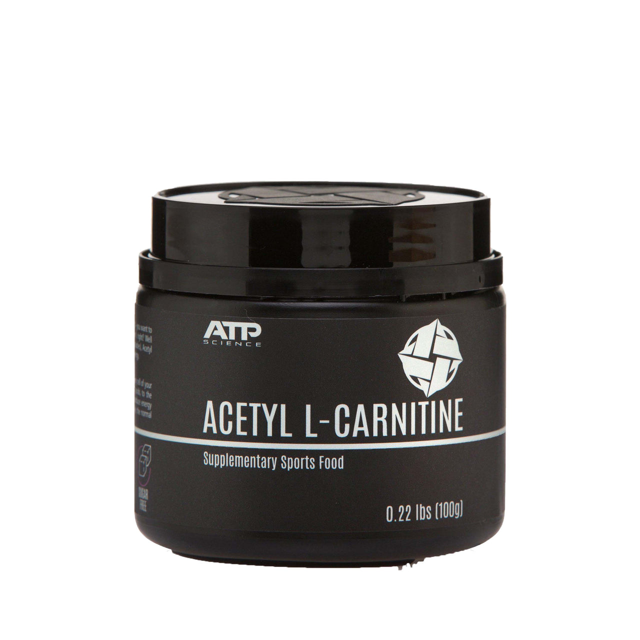 ATP Science L-Carnitine 100g - Nutrition Co Australia
