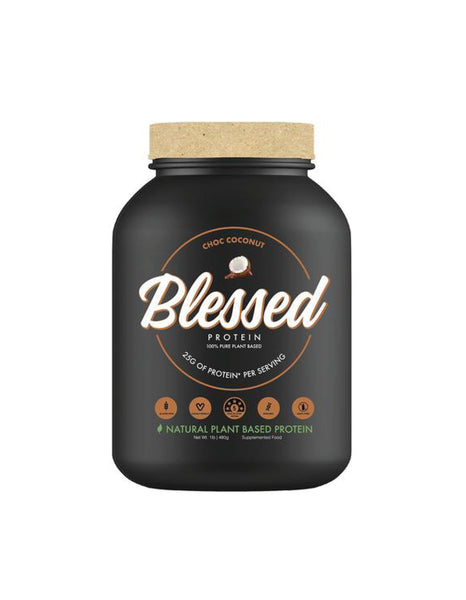 Blessed Plant Protein 30 srv, EHP Labs - Nutrition Co Australia