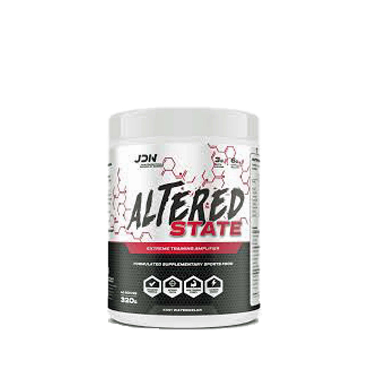 JDN Altered State 20/40 Srv, JD Nutraceuticals - Nutrition Co Australia