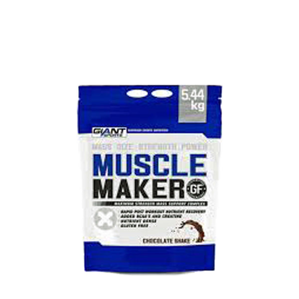Giant Muscle Maker 12lb, Giant Sports - Nutrition Co Australia