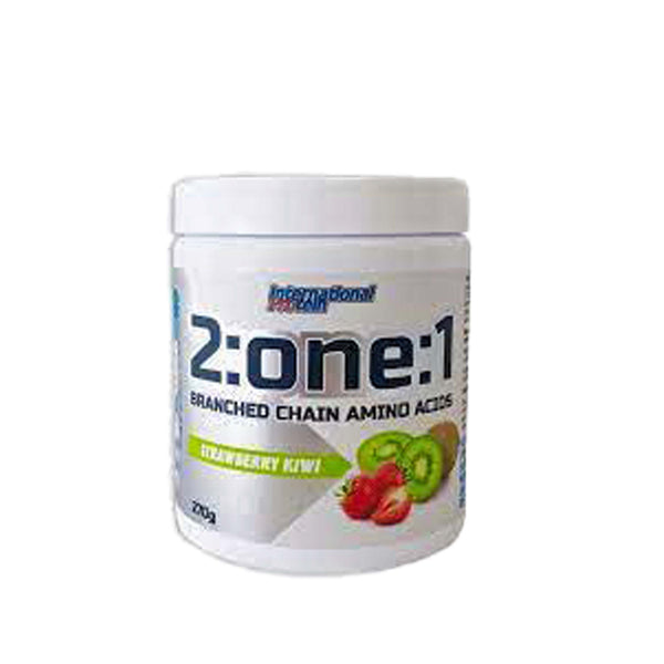 International Protein BCAA's